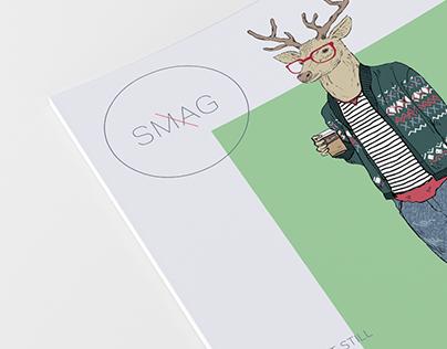 SMAG // Editorial Design.