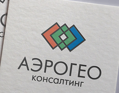 Логотип для компании «Аэрогео консалтинг»