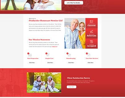 Productive Homecare Services LLC