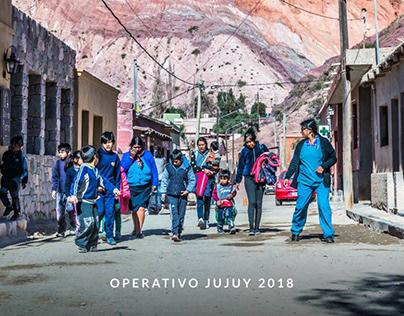 Fundación Zaldivar / Operativo Jujuy / Jujuy Mission
