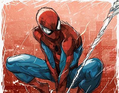 Spider-Man Molded Foam (Marvel)