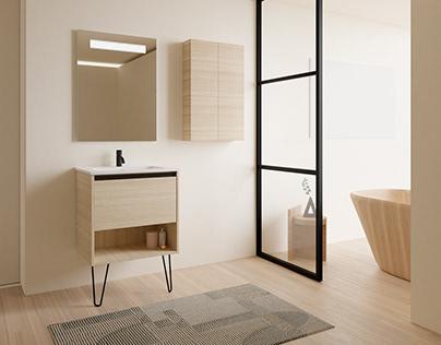 Amizuva Baths - FULL CGI Project