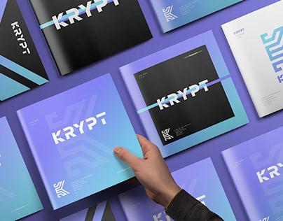 KRYPT Branding