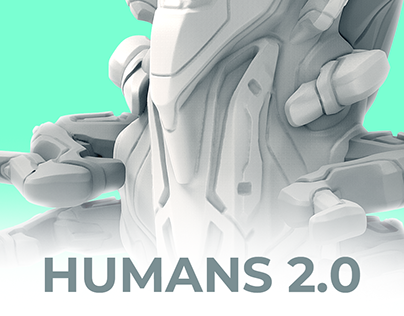 HUMANS 2.0 // Beta Mind - Neural Enhancements