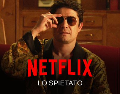 Lancio film Lo Spietato