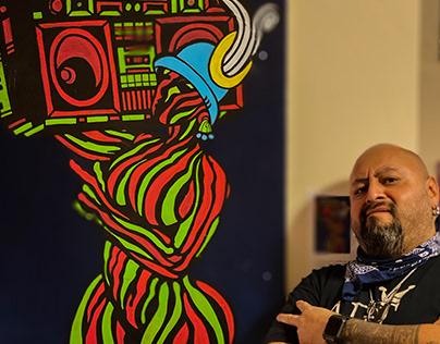 Tribe RADIO, Azteca Moderno vs ATCQ