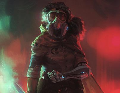 Destiny 2: Warmind, Concept Work