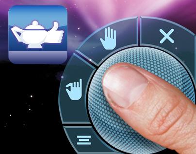 Thumb Genie: Tablet Assistant