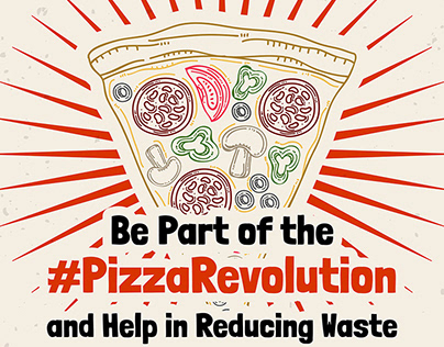 #PizzaRevolution
