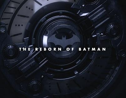 The Batman Reborn - 3D Project