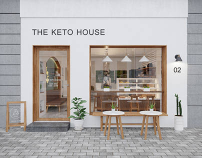 THE KETO HOUSE