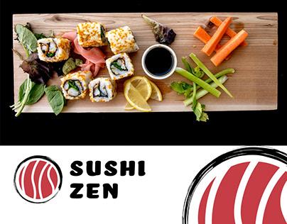 Sushi Zen Brand