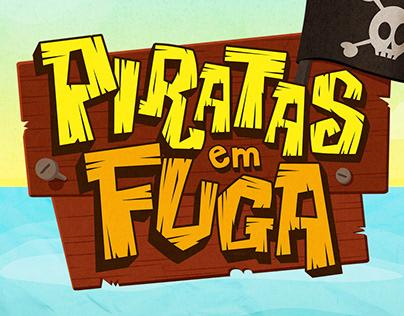 Piratas em Fuga - Mobile Game