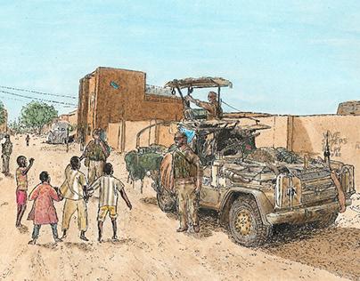 Dutch troops in Mali