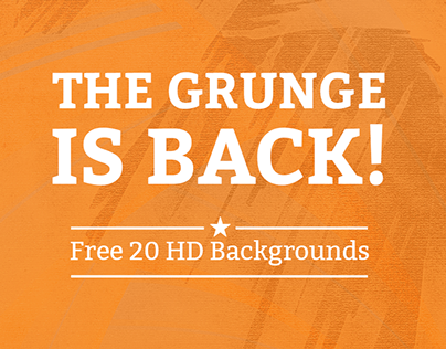 Free 20 Grunge Backgrounds