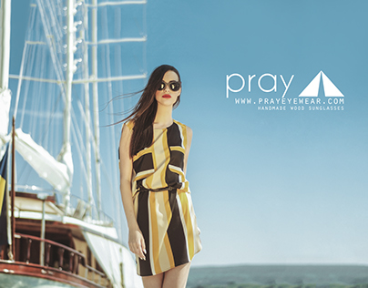 PRAY EYEWEAR (Ad Campaign)