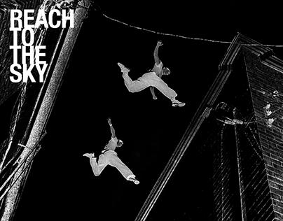 Reach Magazine – web, identity