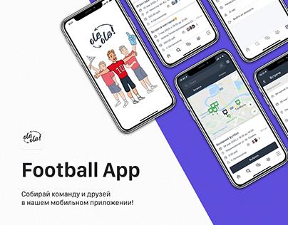 Ole-ole   Football   Mobile