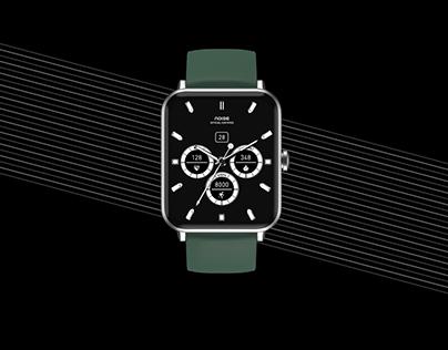 Watchface Design x Noise