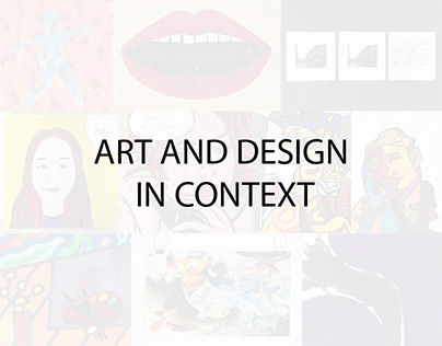 ART AND DESIGN IN CONTEXT