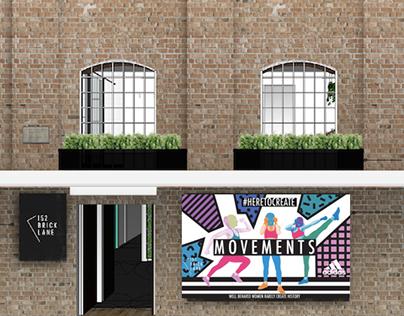 Adidas Mural Brief
