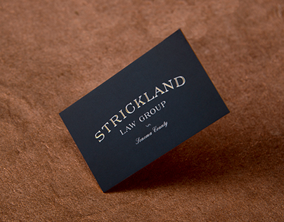 Strickland Law Group