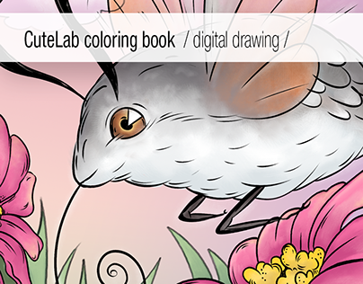 CuteLab - digital drawing