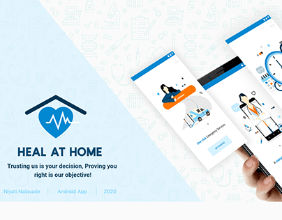 Heal at Home - Android Presentation