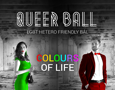 Queer Ball (non-profit, since 2013)