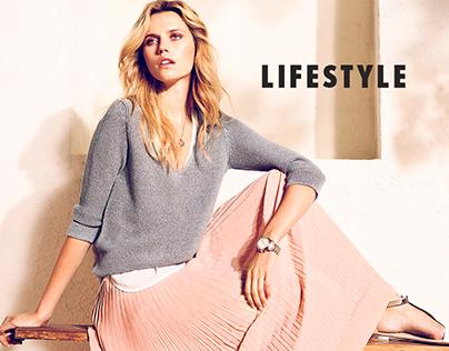 LIFESTYLE Интернет-магазин женской одежды