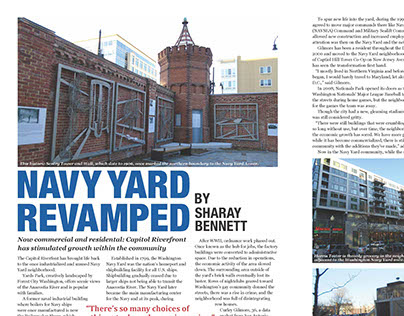 DC Navy Yard Revamped
