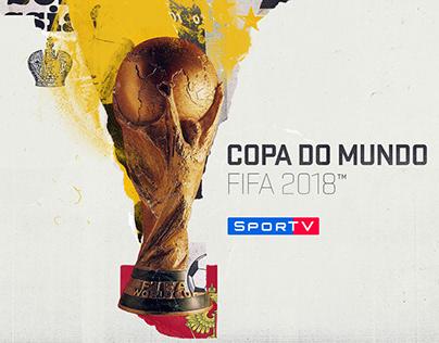 Copa do Mundo - Russia 2018