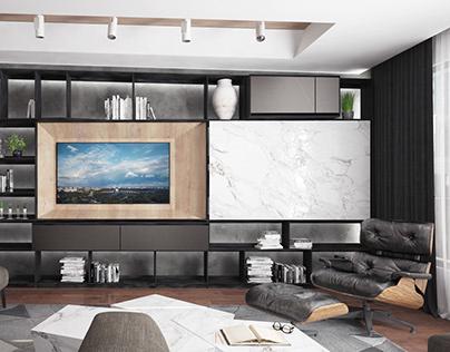 Luxury interior desing