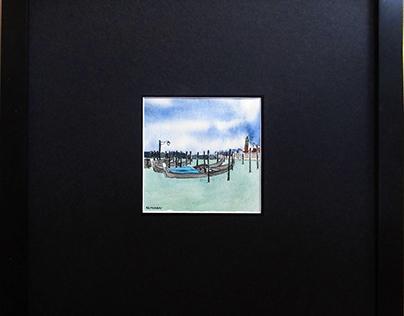 Venetian Gondolas
