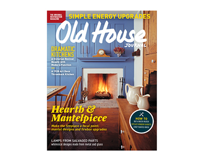 Old House Journal - October 2016
