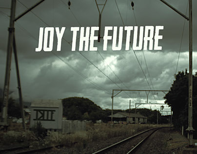 Joy The Future - Band branding and promos