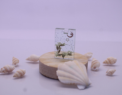 Handmade Resin Jewerly