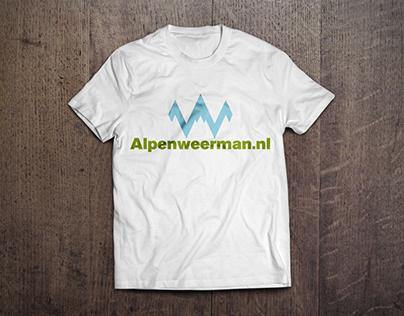 Alpenweerman.nl logo