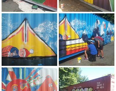 Graffiti 4 Community