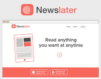Newslater App