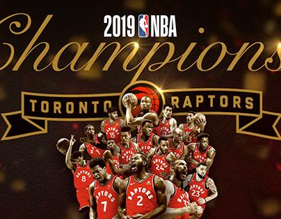 Toronto Raptors Championship DVD Intro