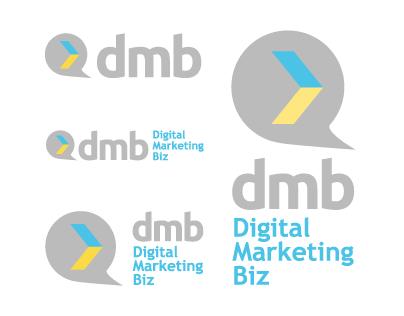 Digital Marketing Biz - Visual Brand Identity