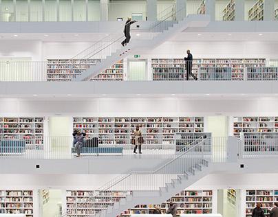 Stuttgart City Library - Yi Architects