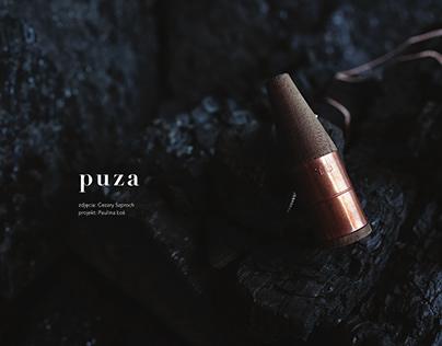 PUZA. Product/instrument design