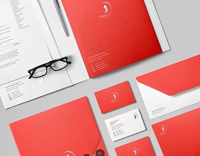 Thai Binh Corp Brand and six small brand Design