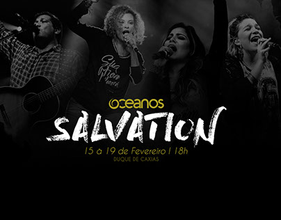 Identidade Visual // Salvation Conference