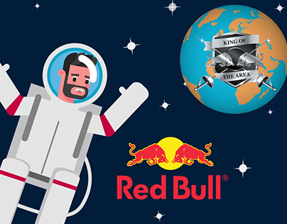 Red Bull / Personal CV / Motion Graphics