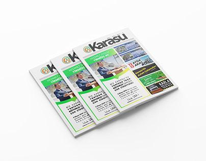 Karasu Belediyesi Dergi Tasarımı