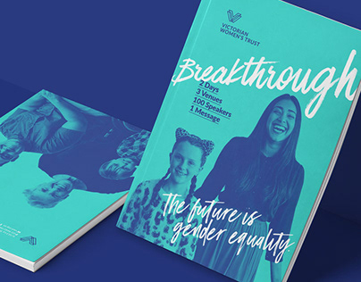 Breakthrough: The Future Is Gender Equality