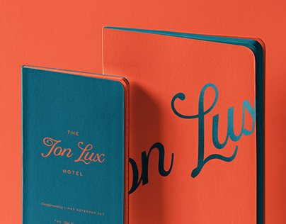 The Jon Lux Hotel Branding